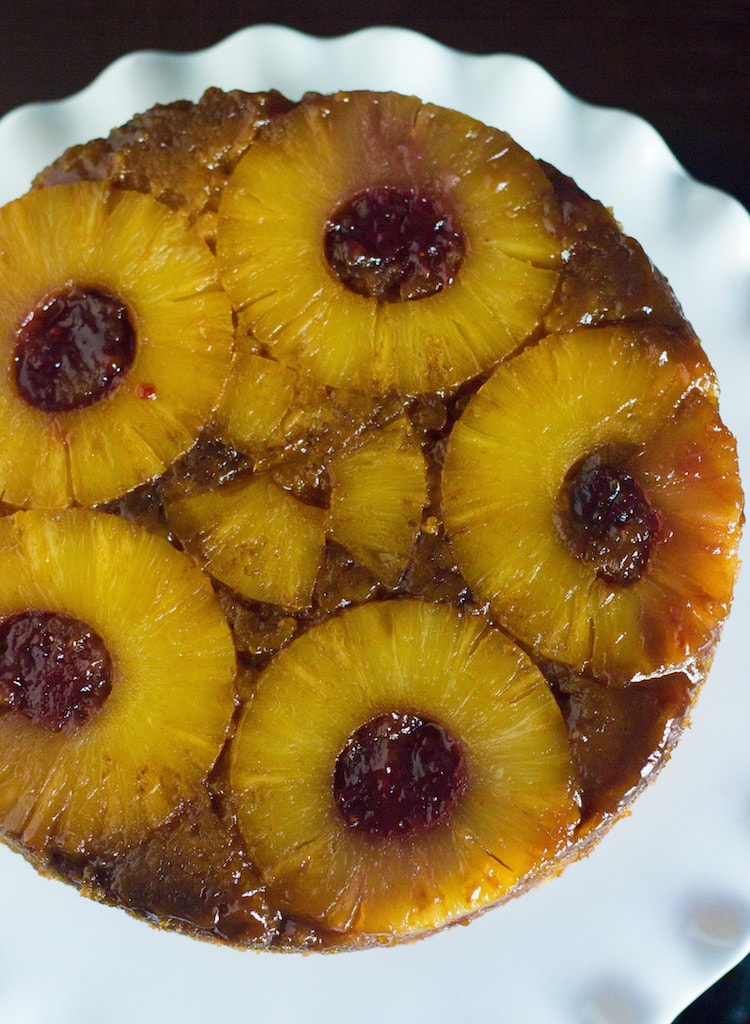 pineapple upside down cake, pineapple, monginis, best cake recipes, best pineapple upside down cake recipe,