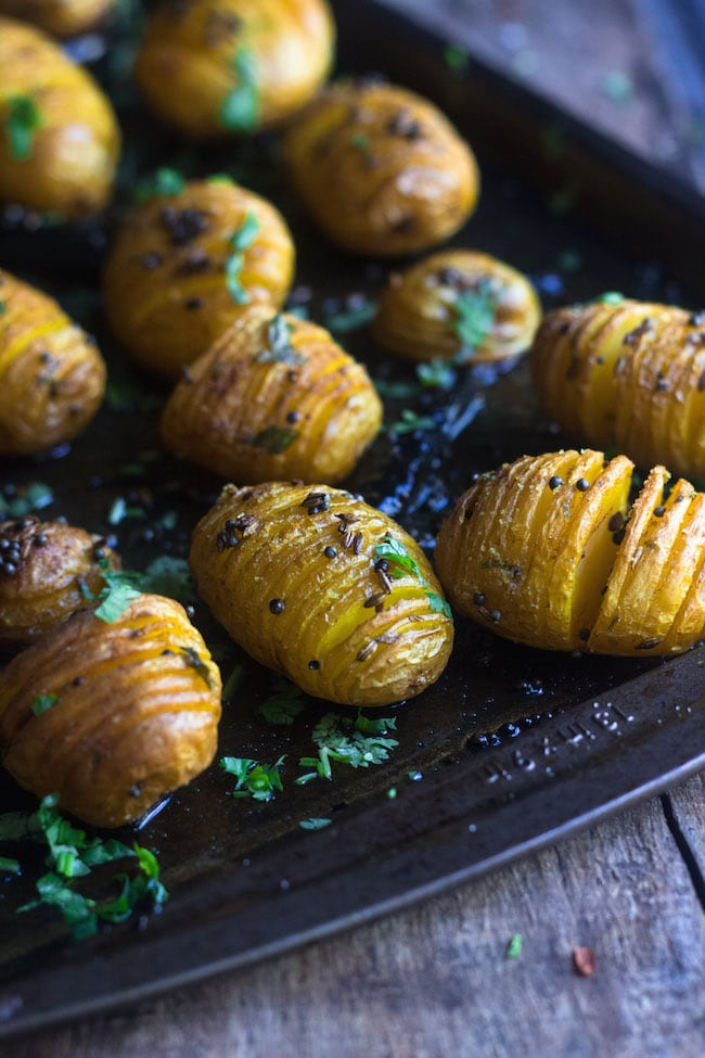 spicy indian potato recipes